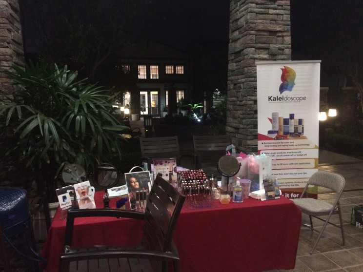 Beautyparty bei Suzanne