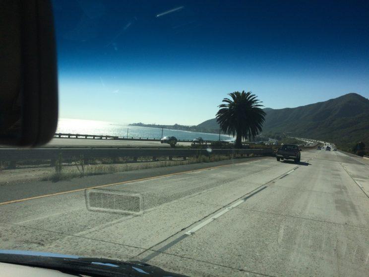 Highway 1 - immer wieder schön😊