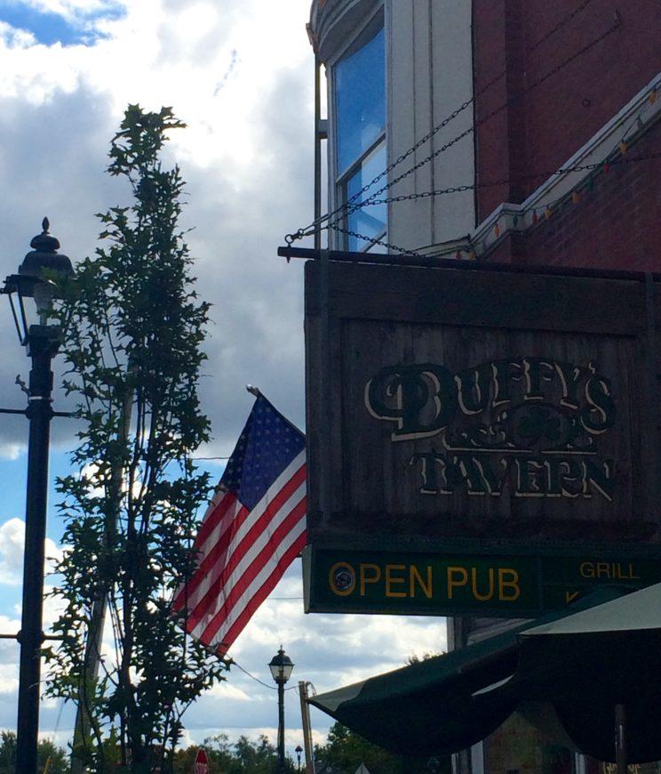 Sehr zu empfehlen - der Urish Pub in Utica (Illinois)
