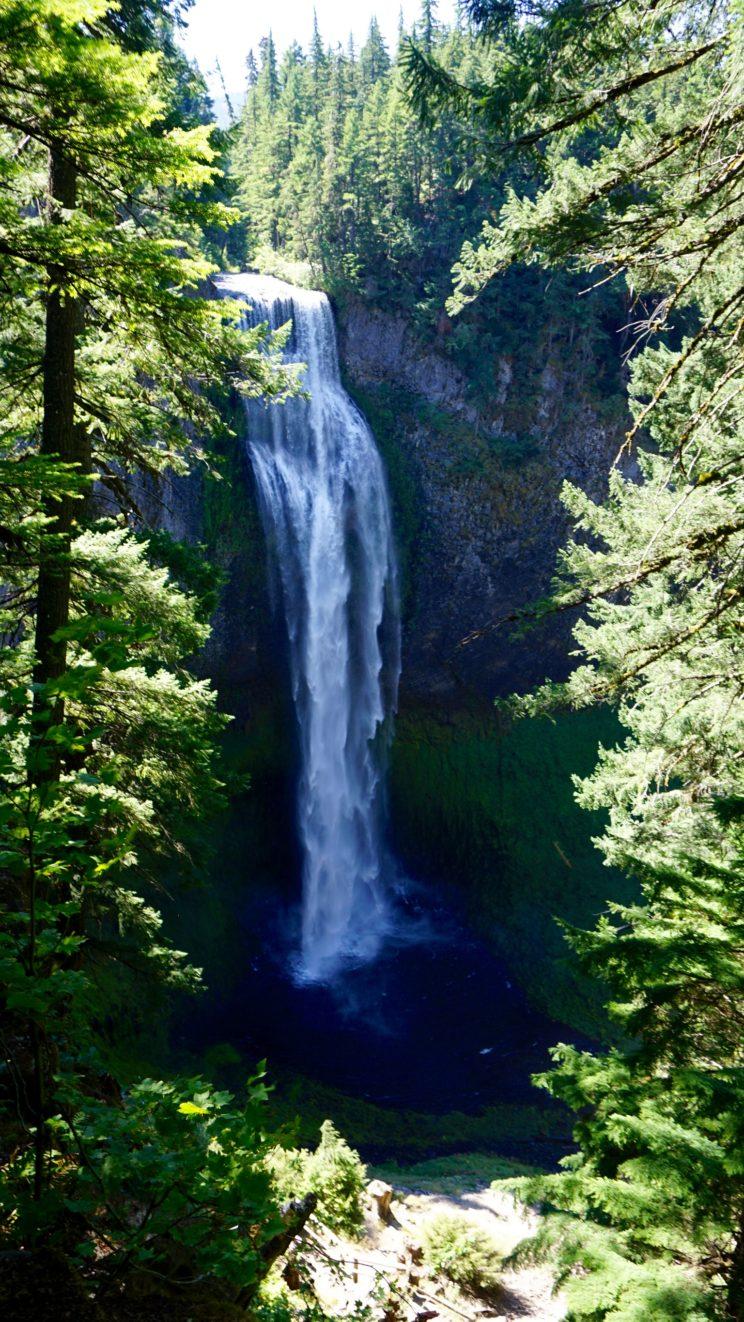 Salt Creek Falls